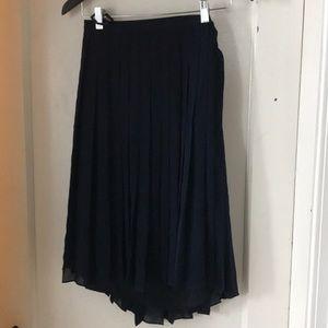 Lauren by Ralph Lauren Pleated Skirt